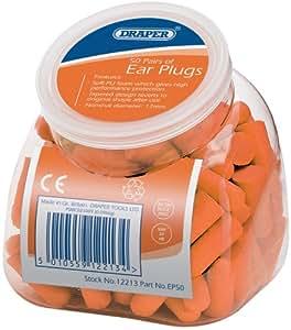 Draper 12213 Distributeur de bouchon d'oreille 50