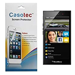 Casotec Super Clear Screen Protector for Blackberry Z3