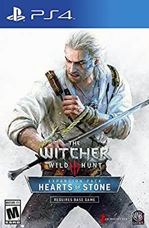 The Witcher 3: Wild Hunt - Hearts of Stone - PlayStation 4 [Digital Code]