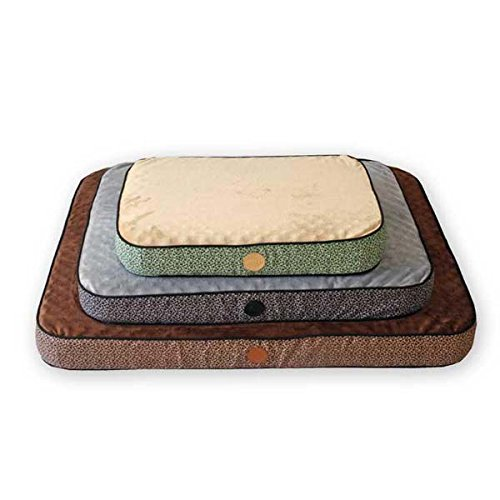 K & H Washable, Cozy Soft Superior Orthopedic Bed - Large / Gray front-948806
