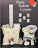 img - for Peter Rabbit Counts: Beatrix Potter Creations (Cross Stitch, Needlepoint) (Green Apple, Book 517) book / textbook / text book