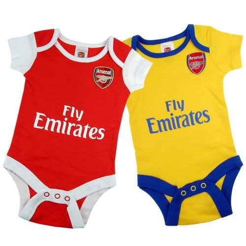 Arsenal Baby (Infant) Bodysuits 2014 - 2015 front-108013