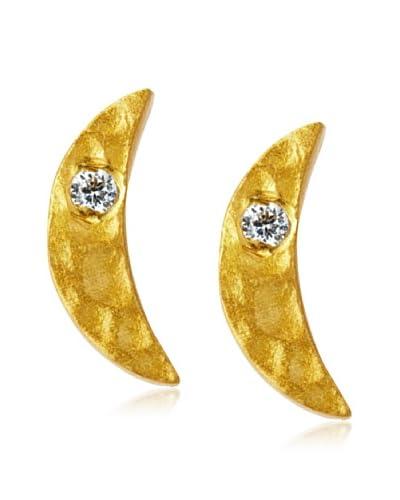 Kevia Moon Post Earrings As You See