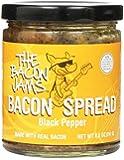 Bacon Jam 8.5 oz (241g) (Black Pepper)