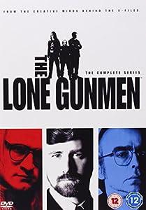The Lone Gunmen: The Complete Series [DVD] [2001]