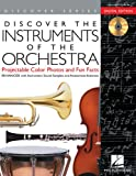 Discover the Instruments of the Orchestra: Digital Version (CD-ROM and DVD)