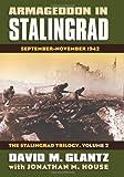 Armageddon in Stalingrad: September-November 1942 (Modern War Studies)