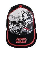 Star Wars Gorra Vader & Stormtrooper (Negro)