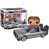 Funko POP Movie (Vinyl): Back to The Future - Delorean Action Figure