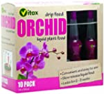 Vitax 30ml Orchid Drip Feed Mini Bott...