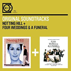 notting hill four weddings a funeral original soundtrack music. Black Bedroom Furniture Sets. Home Design Ideas