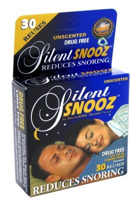 Silent Snooz Unscented Help Reduce Snoring