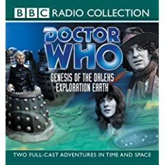 Doctor Who  Genesis of the Daleks & Exploration Earth