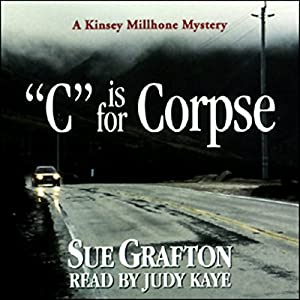 C is for Corpse Audiobook