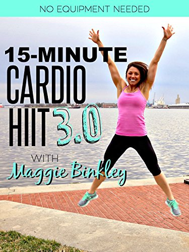 15-Minute Cardio HIIT 3.0
