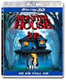 echange, troc Monster house - Blu-ray 3D active [Blu-ray]