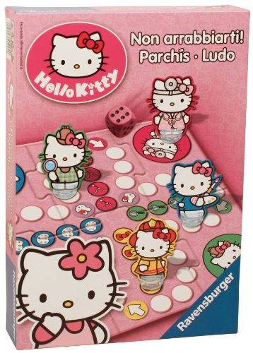 Ravensburger Hello Kitty Ludo Game