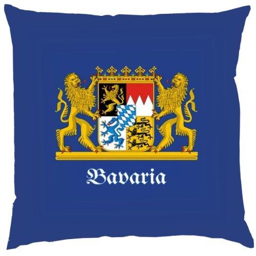 Kissen mit Innenkissen – Bavaria – 40 x 40 cm – in royal-blau günstig online kaufen