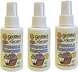 Grandma's Secret Travel Wrinkle Remover, 3-Ounce (3 PACK)