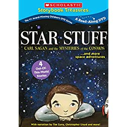 Star Stuff: Carl Sagan and the Mysteries of the Cosmos... and More Space Adventures