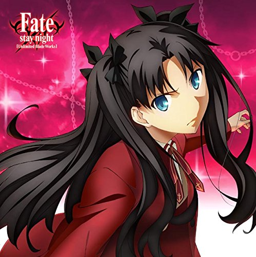 Fate/stay night [Unlimited Blade Works] もふもふミニタオル 凛