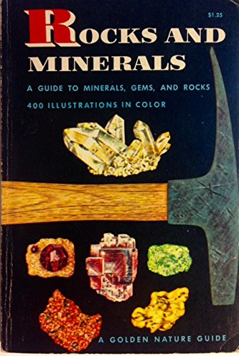 Rocks and Minerals - A Guide to Minerals, Gems, and Rocks (Golden Nature Guides) (Golden Nature Guide compare prices)