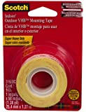 3M Scotch Super Strength Mounting Tape, 1-Inch by 50-Inch (316DC)