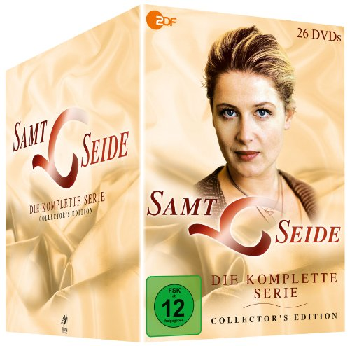Samt und Seide - Die komplette Serie [Collector's Edition] [26 DVDs]