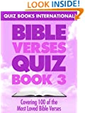 Bible Verses Quiz Book 3