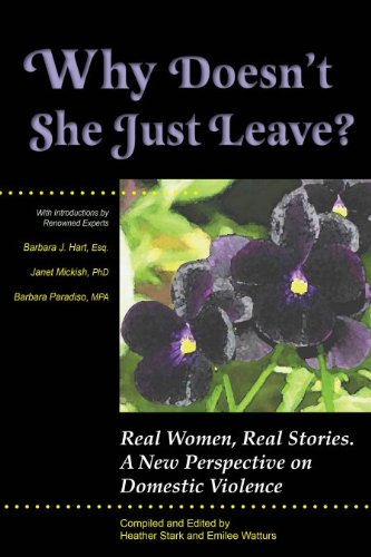 Why Doesn't She Just Leave? A New Perspective on Domestic Violence