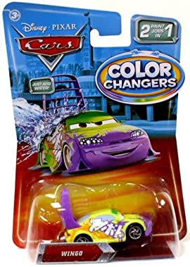 Disney / Pixar CARS Movie 155 Color Changers Wingo [Toy]