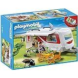 Playmobil Vacaciones - Caravana de camping (5434)