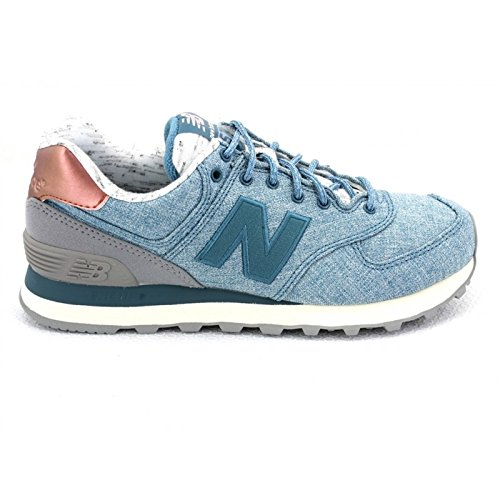 New Balance Wl574aec-574, Chaussures de Running Entrainement Femme