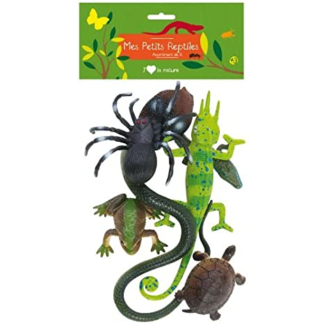 WDK PARTNER - A1200021 - Figurines - Grands Reptiles
