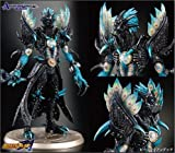 ART WORKS MONSTERS LIMITED-03 仮面ライダー剣 ピーコックアンデッド 誌上限定
