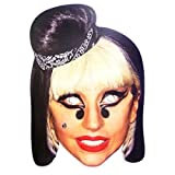 Lady Gaga Fancy Dress - Celebrity Masks