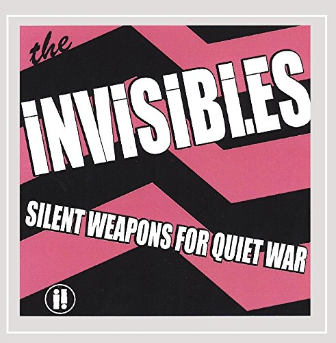 The Invisibles - Silent Weapons for Quiet War