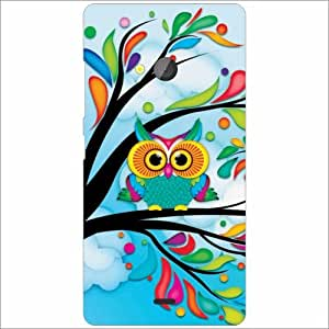 Microsoft Lumia 540 Dual SIM Back Cover - Tree Designer Cases