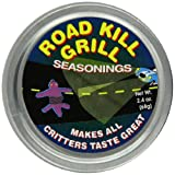 Dean Jacobs Road Kill Grill Seasoning Rub, 2.4-Ounce Tins (Pack of 6)
