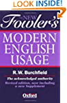 Fowler's Modern English Usage (3rd Re...