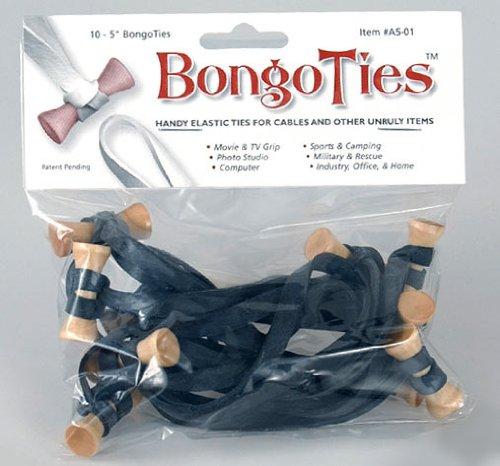 BongoTies Bag Of 10 Cable Ties