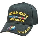 Rapid Dominance Adult Unisex World War Ii Vet Military Cap