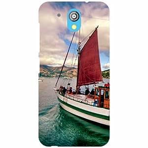 HTC Desire 526G Plus Back Cover - Matte Finish Phone Cover