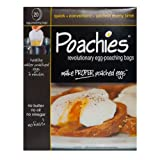 3 x Caraselle Packs of 20 Poachies Egg-Poaching Bags (60 bags in total)