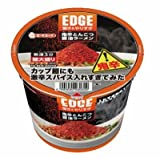 エースコック EDGE 鬼辛とんこつ醤油ラーメン X1箱(12入)