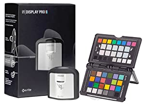X-Rite EODIS3CCPP i1 Display Pro and ColorChecker Passport Bundle (Black)