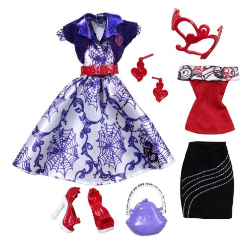 monster high fashion	pack deluxe  operetta