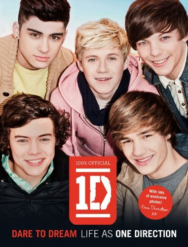 One Direction - One Direction: Dare to Dream: Life as One Direction