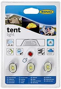 Ring Automotive RTL020 3-LED Tent Light