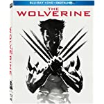[US] The Wolverine (2013) [Blu-ray + DVD + UltraViolet]